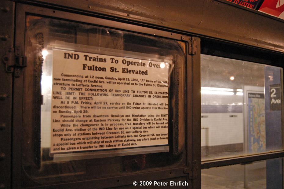 (219k, 930x618)<br><b>Country:</b> United States<br><b>City:</b> New York<br><b>System:</b> New York City Transit<br><b>Route:</b> Museum Train Service (V)<br><b>Car:</b> R-9 (Pressed Steel, 1940)  1802 <br><b>Photo by:</b> Peter Ehrlich<br><b>Date:</b> 12/28/2008<br><b>Viewed (this week/total):</b> 0 / 1254