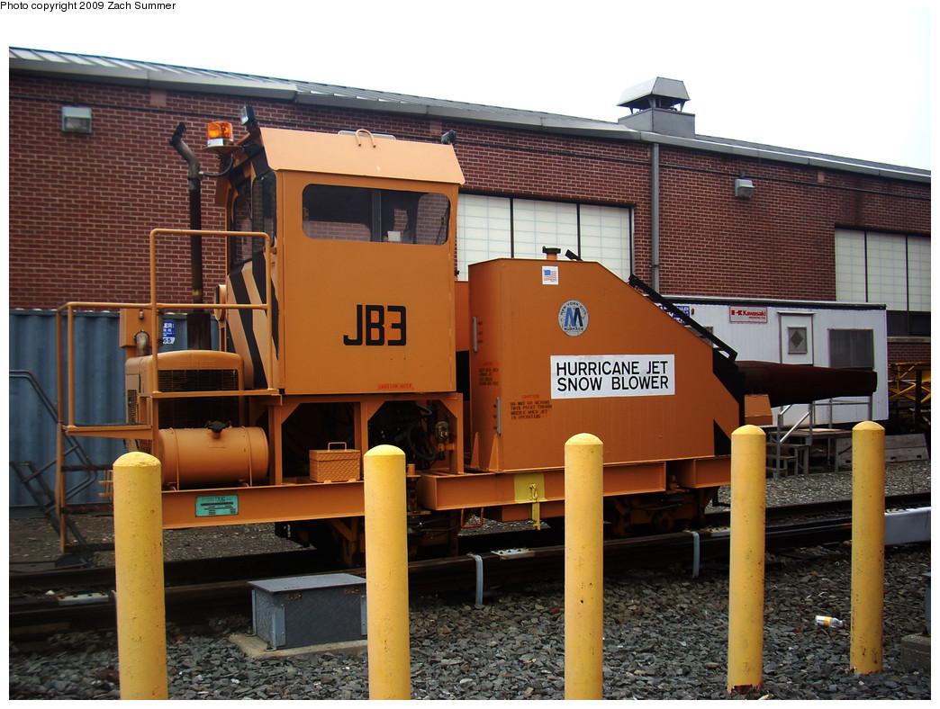 (296k, 1044x788)<br><b>Country:</b> United States<br><b>City:</b> New York<br><b>System:</b> New York City Transit<br><b>Location:</b> Coney Island Yard<br><b>Car:</b> Snowblower JB3 <br><b>Photo by:</b> Zach Summer<br><b>Date:</b> 12/27/2008<br><b>Viewed (this week/total):</b> 2 / 917