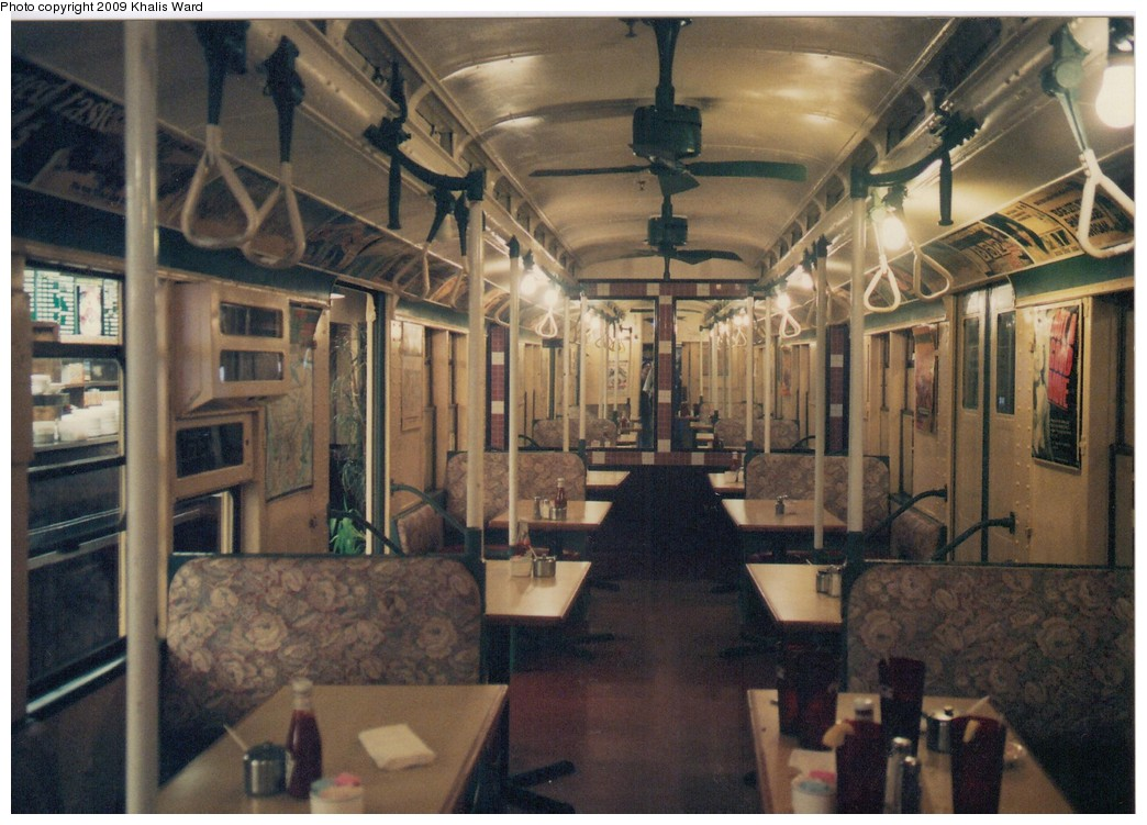 (203k, 1044x751)<br><b>Country:</b> United States<br><b>City:</b> New York<br><b>System:</b> New York City Transit<br><b>Location:</b> Golden's Deli - Staten Island Mall<br><b>Car:</b> R-6-3 (American Car & Foundry, 1935)  978 <br><b>Photo by:</b> Khalis Ward<br><b>Viewed (this week/total):</b> 2 / 4439