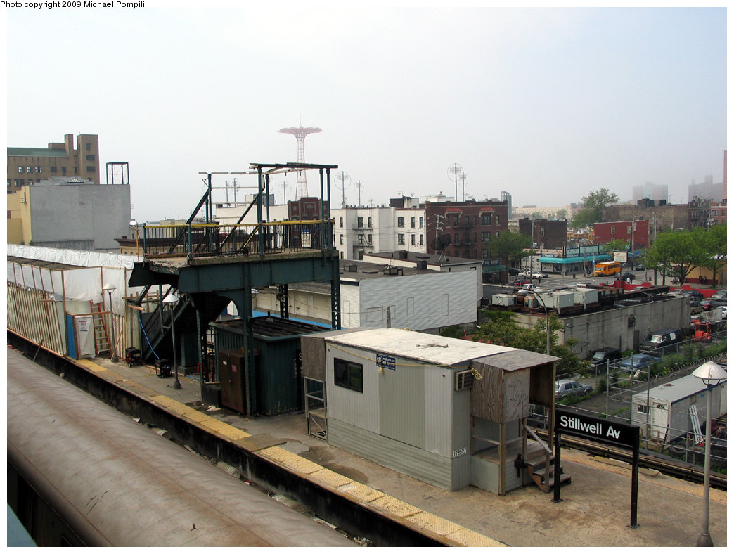 (256k, 1044x788)<br><b>Country:</b> United States<br><b>City:</b> New York<br><b>System:</b> New York City Transit<br><b>Location:</b> Coney Island/Stillwell Avenue<br><b>Photo by:</b> Michael Pompili<br><b>Date:</b> 5/24/2004<br><b>Viewed (this week/total):</b> 1 / 1149