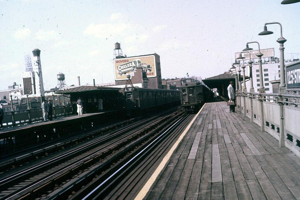 (215k, 1024x666)<br><b>Country:</b> United States<br><b>City:</b> New York<br><b>System:</b> New York City Transit<br><b>Location:</b> Fresh Pond Yard<br><b>Car:</b> BMT Multi  <br><b>Collection of:</b> Joel Shanus<br><b>Viewed (this week/total):</b> 0 / 1462
