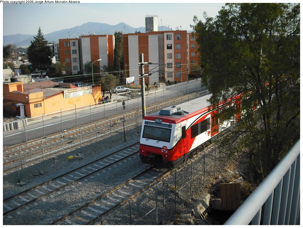 (279k, 1044x788)<br><b>Country:</b> Mexico<br><b>City:</b> Mexico City<br><b>System:</b> Ferrocarril Suburbano de la Zona Metropolitana de México (Suburban Railway)<br><b>Location:</b> Cuautitlan <br><b>Photo by:</b> Jorge Arturo Monzón Abarca<br><b>Date:</b> 1/11/2009<br><b>Viewed (this week/total):</b> 0 / 352