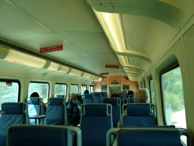 (59k, 800x600)<br><b>Country:</b> United States<br><b>City:</b> Miami, FL<br><b>System:</b> Miami Tri-Rail<br><b>Photo by:</b> Bob Vogel<br><b>Date:</b> 3/6/2009<br><b>Notes:</b> Upper level of cab car TRCX 511<br><b>Viewed (this week/total):</b> 0 / 1433