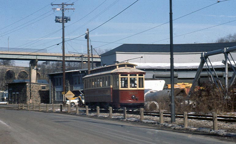 (87k, 770x470)<br><b>Country:</b> United States<br><b>City:</b> Baltimore, MD<br><b>System:</b> Baltimore Streetcar Museum <br><b>Car:</b>  3828 <br><b>Photo by:</b> Brian J. Cudahy<br><b>Viewed (this week/total):</b> 3 / 1162