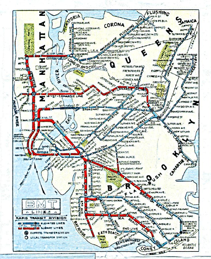 S Train Nyc Map.Subway Scenes A Rarely Seen Train Number And More Urban Ethnographer