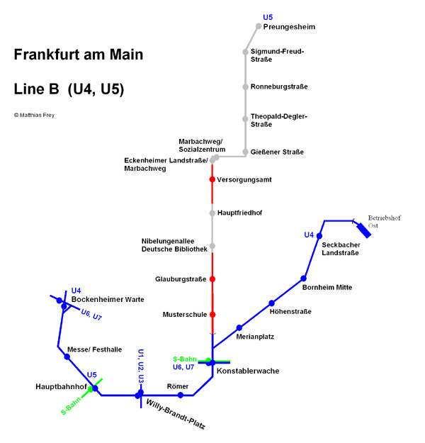 worldnycsubwayorg Frankfurt am Main Germany