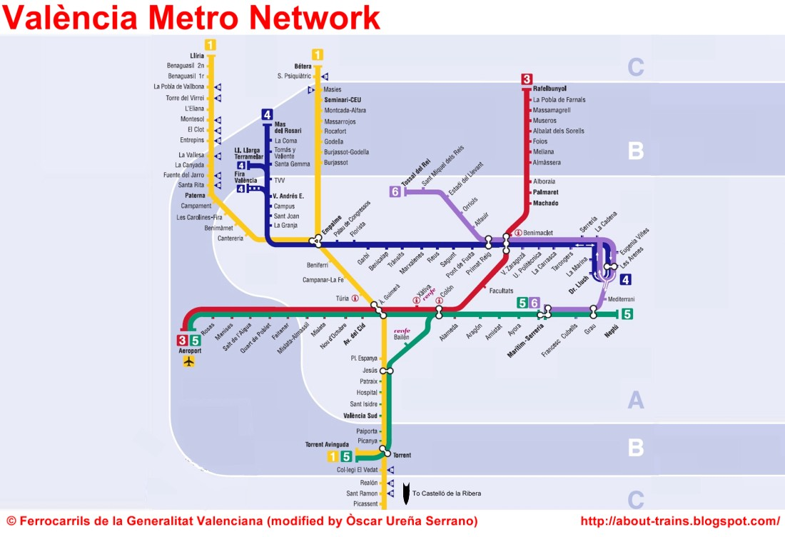 a train subway map with Valencia  Spain on Mapa Metro De Copenhague S Train besides Index as well Yamanote Line Tokyo besides Chengdu likewise Berlin Neighborhood Map.