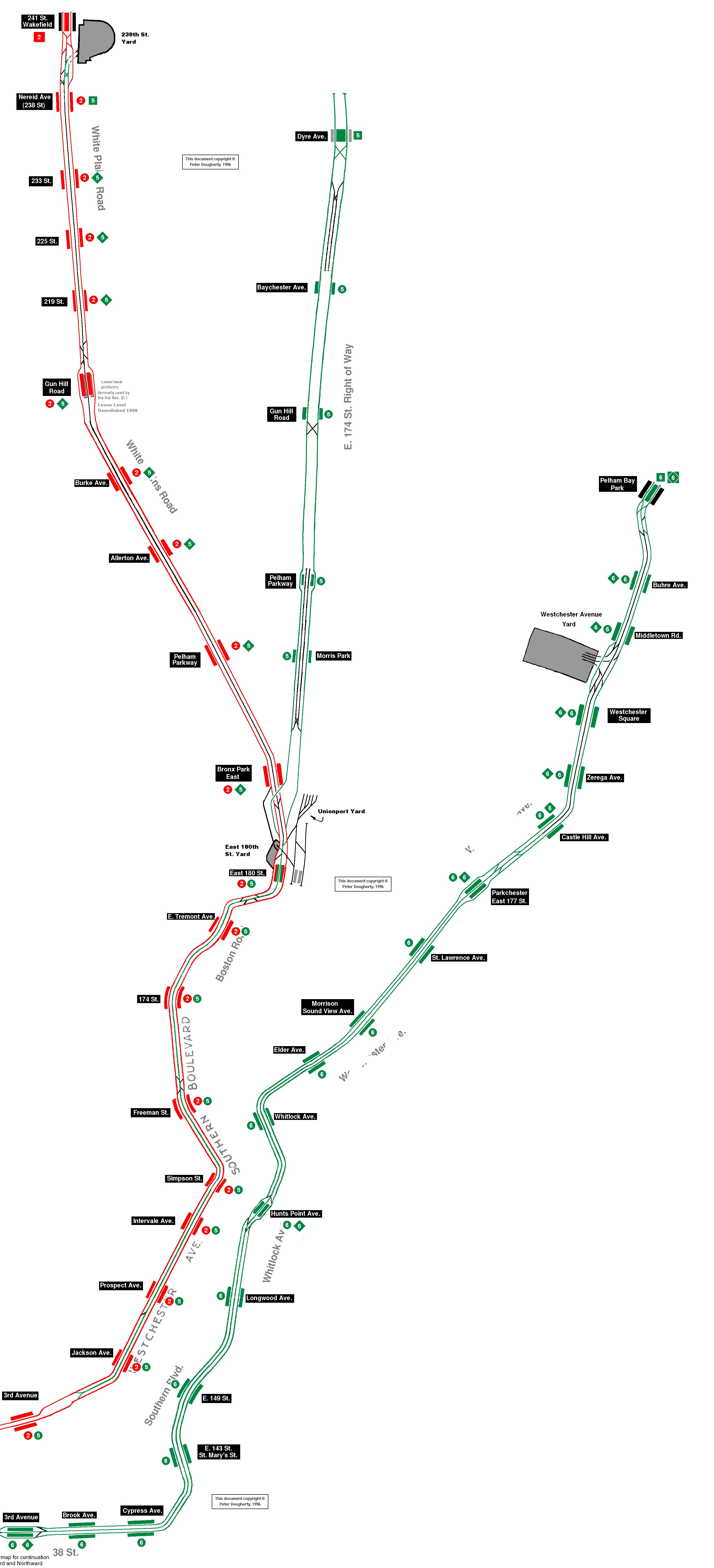 Parkchester IRT Pelham Line