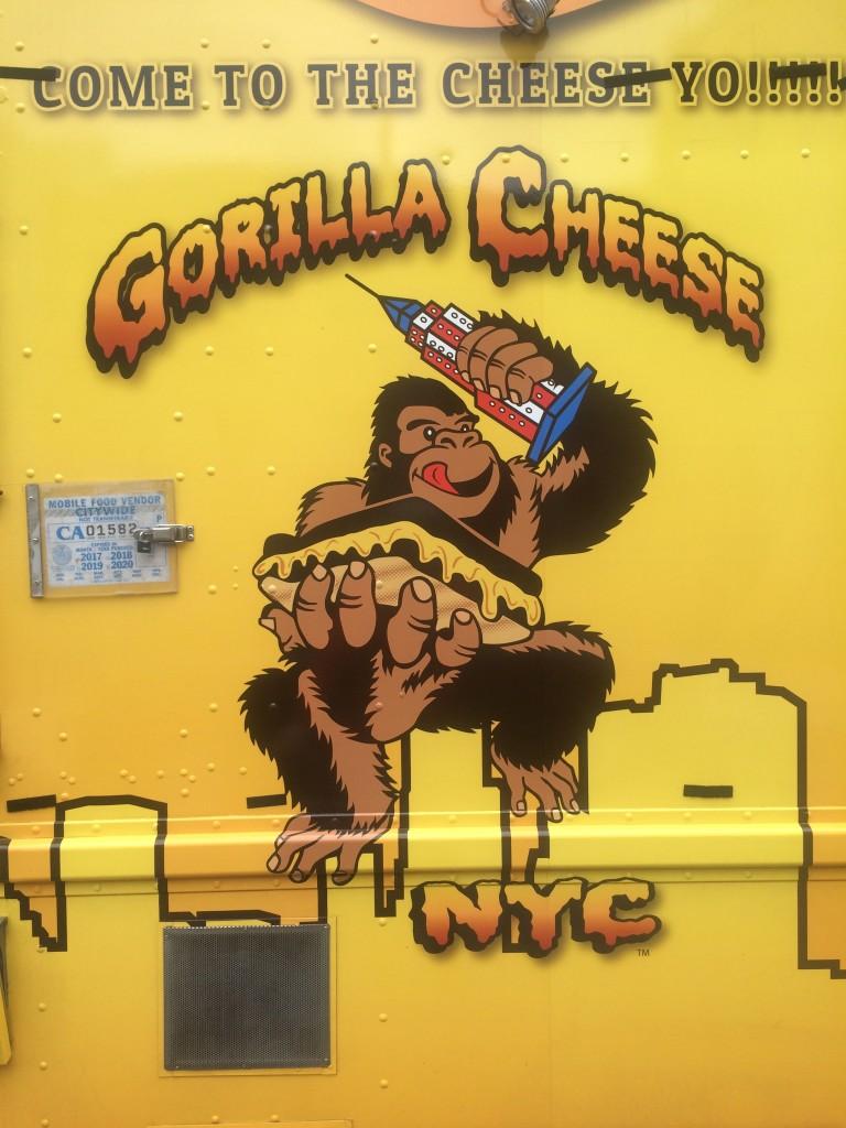 Gorilla Cheese
