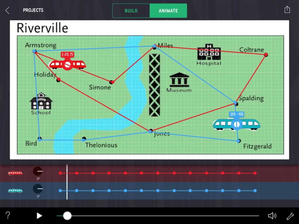 CG Riverville Green Screen 1