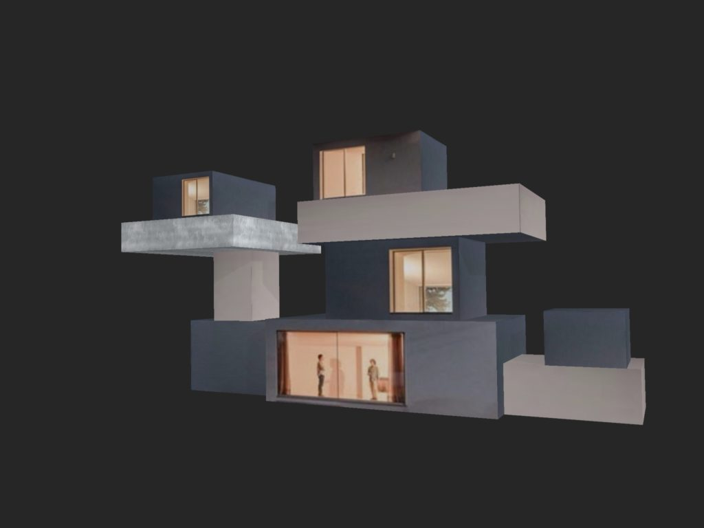 Vol Model Different House
