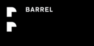 Barrel logo black