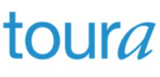 Toura logo letterhead