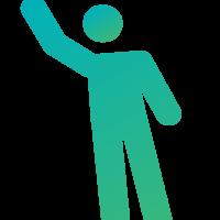 Hailify app icon figure transparent