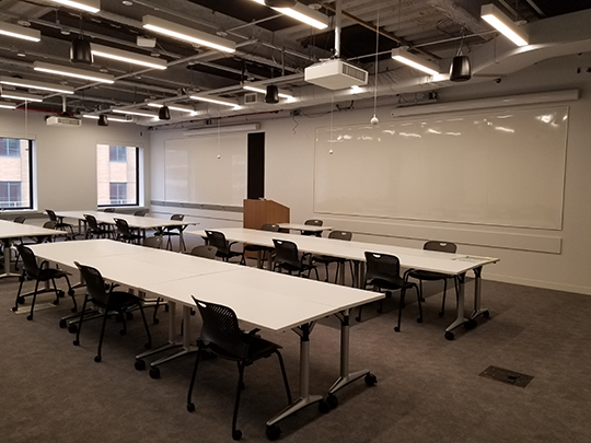 MetroTech Center, Room 801