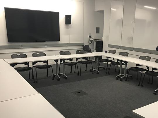 MetroTech Center, Room 802