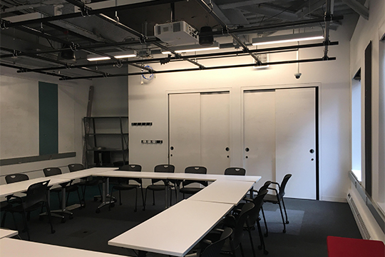 MetroTech Center, Room 803