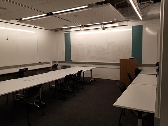 MetroTech Center, Room 810