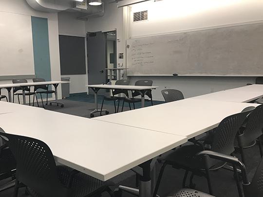 MetroTech Center, Room 811