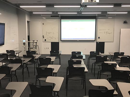 MetroTech Center, Room 820