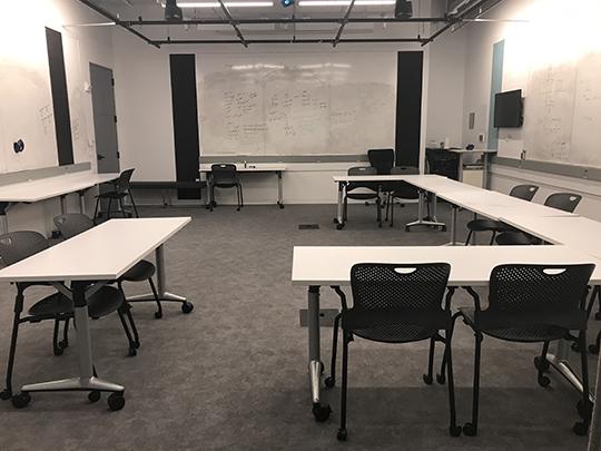 MetroTech Center, Room 845