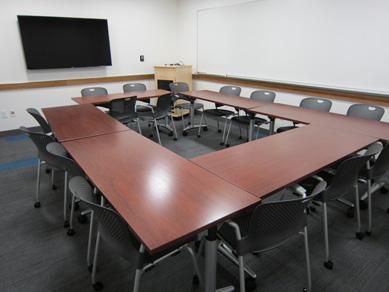Rubin Hall, Room 106