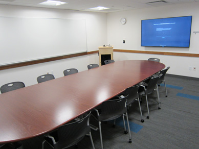 Rubin Hall, Room 107