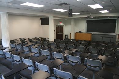 Silver Center, Room 207