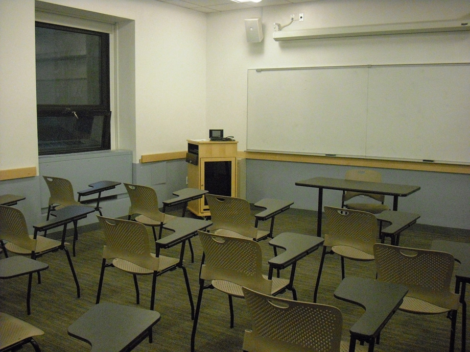 Waverly Hall, Room 429