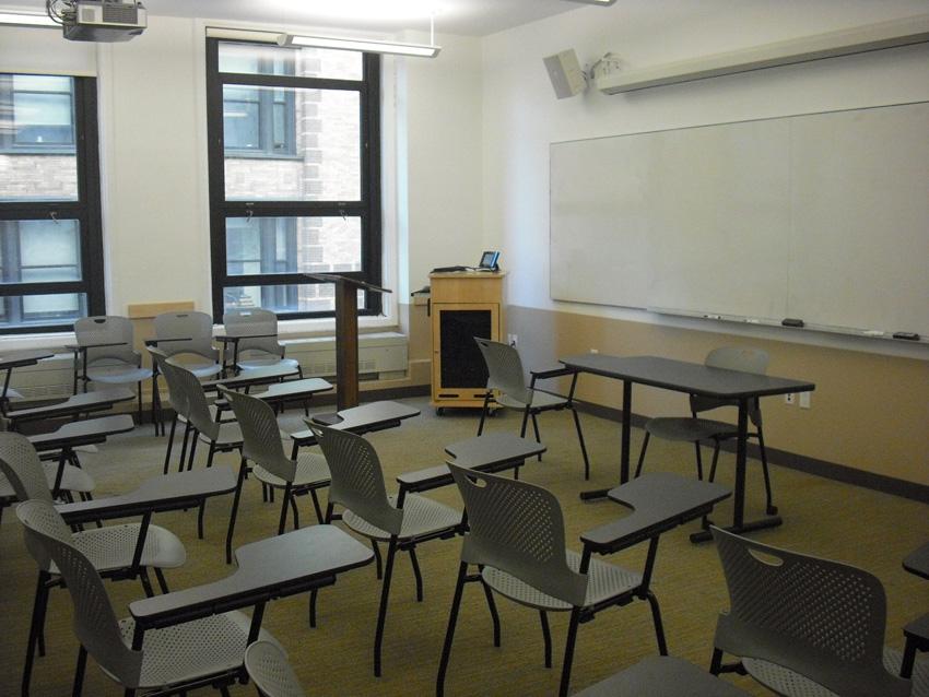 Waverly Hall, Room 566A