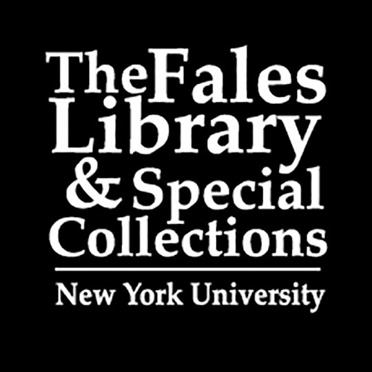 Fales Library & Special Collections