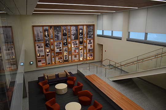 NYU Health Sciences Library & Archive