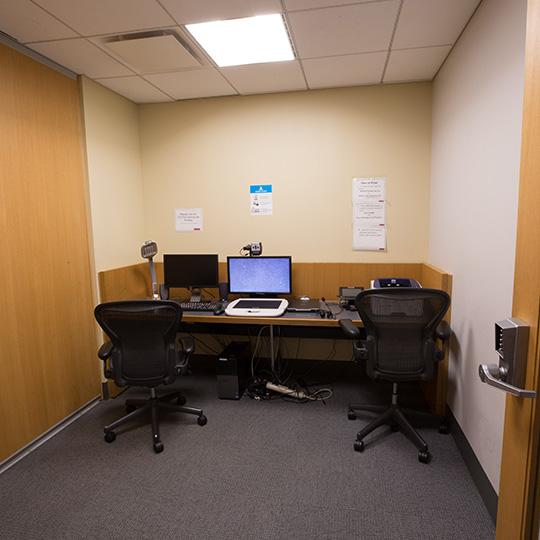 Bobst Adaptive Computing Rooms