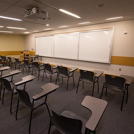 Bobst Classrooms