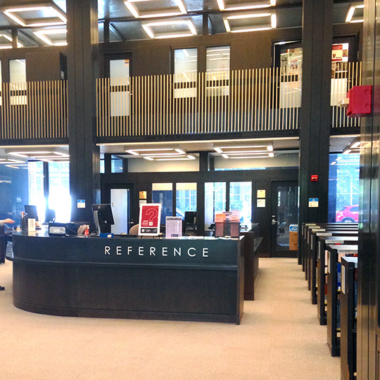 Reference Services: Bobst Library