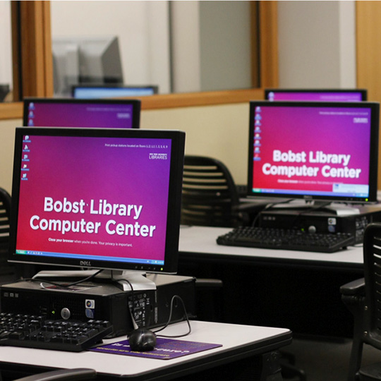 PC Lab 1: Bobst Library
