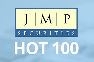 o9 named as JMP Hot100 for 2nd Time
