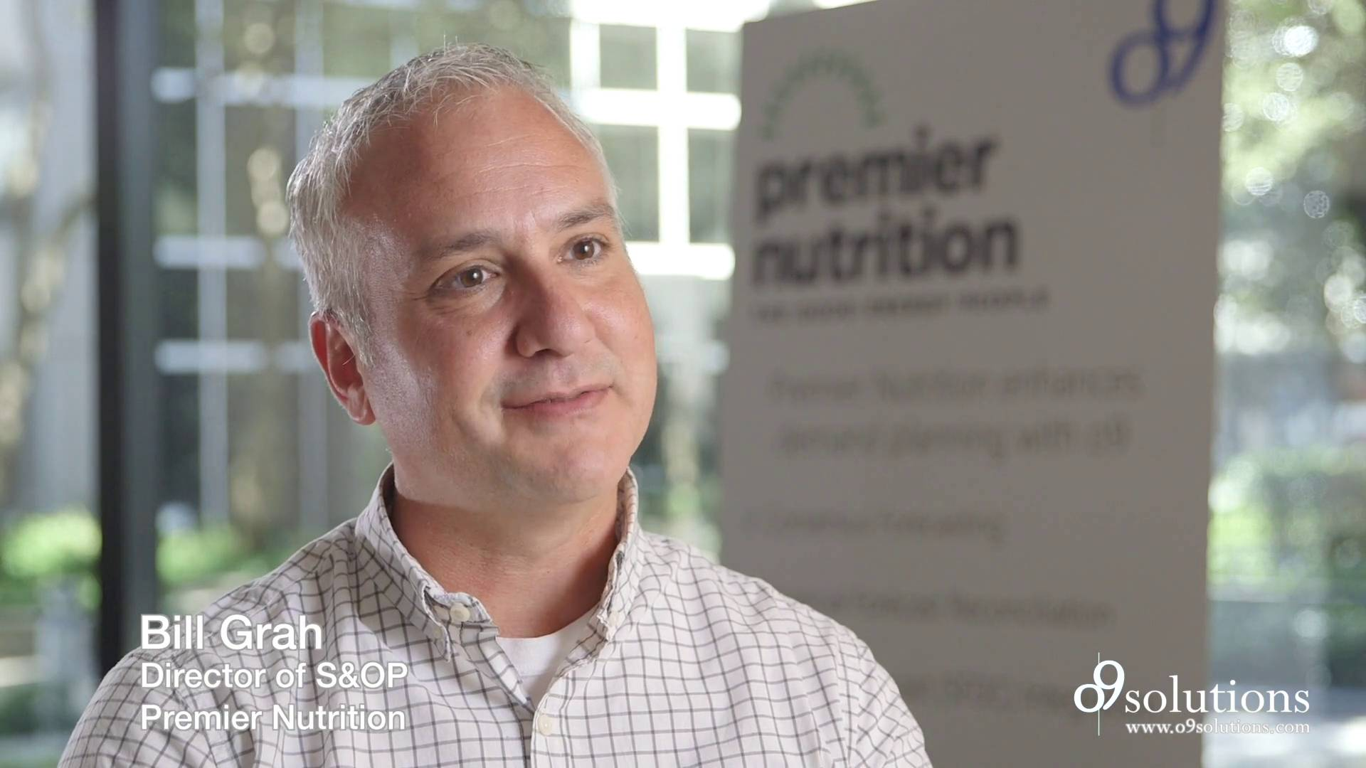 Premier Nutrition Testimonial