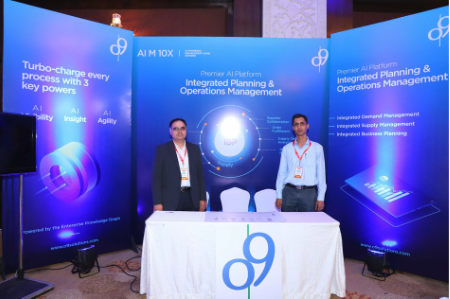o9 Solutions Participates in India's 5th Annual Economic Times Supply Chain Conclave