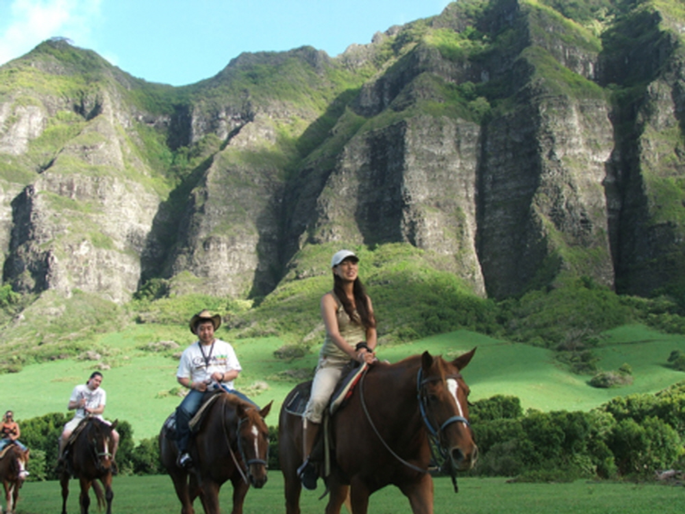 Product Horseback Tour