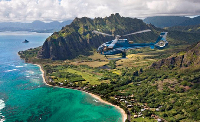 Product 45 Minute Helicopter Tour
