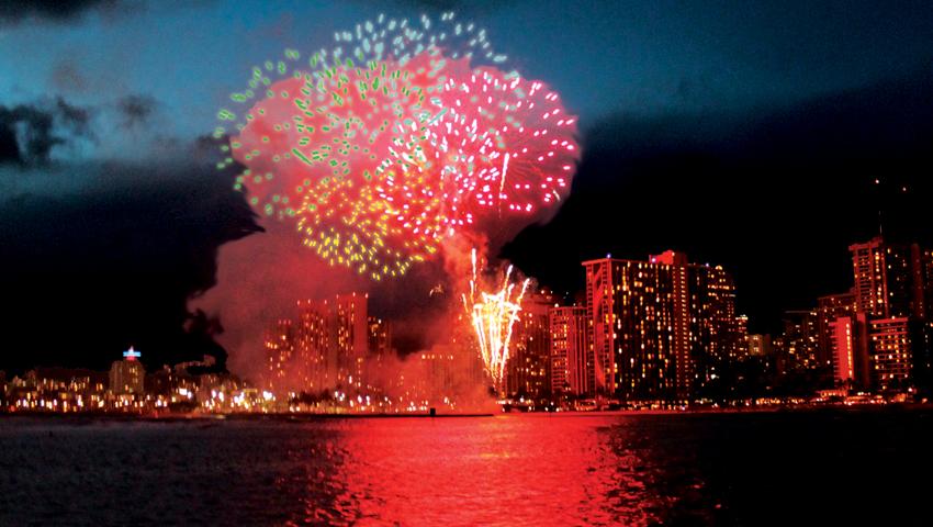 Product Friday Night Fireworks Cruise