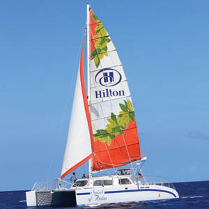 Product Hilton Snorkel Sail With Lunch