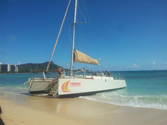 Product Waikiki Beach Sunset Cocktail Sail