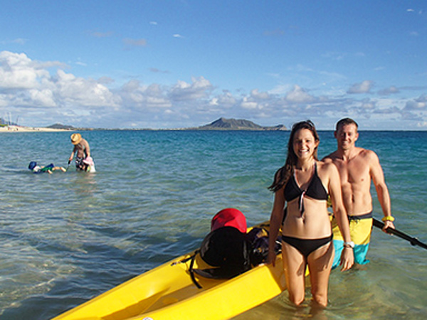 Product 2 Hour Guided Kayak Tour