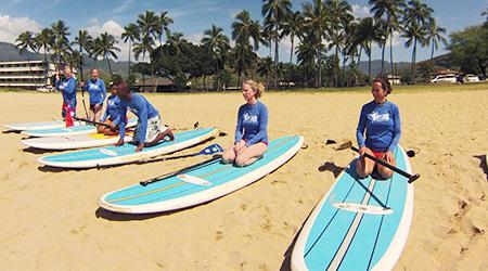 Product Ko Olina Surf or SUP Lesson