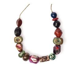 Chunky bead necklace  19857