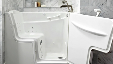 7 Things To Consider When Buying A Walk-In Tub
