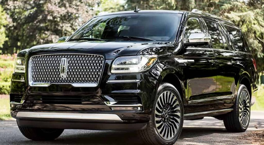 Top 10 Full-Size SUVs For 2020