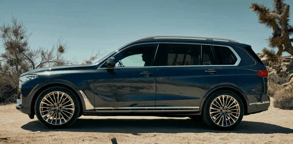 BMW X7 - Top 10 Full-Size SUVs For 2020